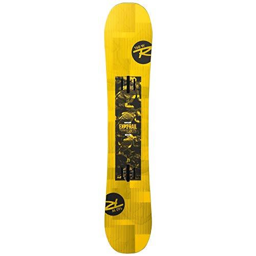 Rossignol Exp3 - Tabla de snowboard para hombre, talla 160, color amarillo