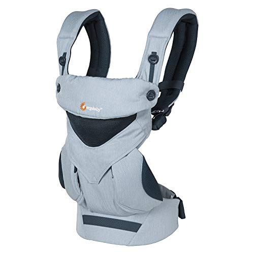 Two Ergobaby 360 Baby Carriers Product Image