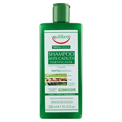Equilibra Tricologica Shampoo Anti-Caduta Fortificante, 300 ml