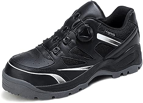 Work Boots For Men Steel Toe Tactical Boots For Men ASCG01