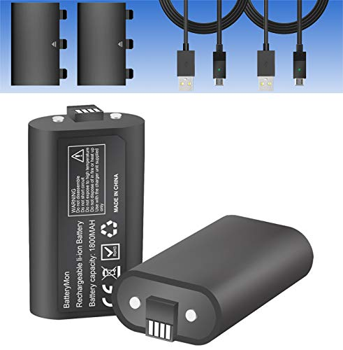 BatteryMon 1800mAh Rechargeable ...