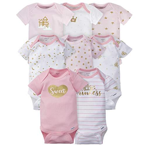 Gerber Baby 8-Pack Short Sleeve ...