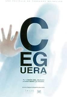 Blindness Movie Poster (27 x 40 Inches - 69cm x 102cm) (2008) Spanish -(Mark Ruffalo)(Julianne Moore)(Gael Garcia Bernal)(Sandra Oh)(Danny Glover)