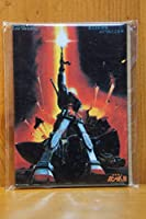 マグネットプレート 機動戦士ガンダムIII めぐりあい宇宙編 ラストシューティング 安彦良和 大河原邦男