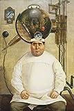 Berkin Arts Otto Dix Giclée Leinwand Prints Gemälde