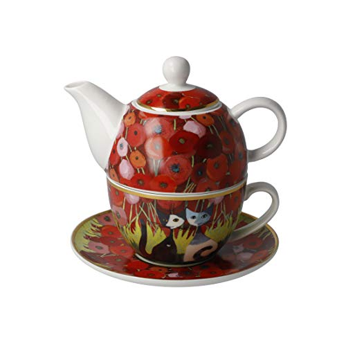 Dimensions: 15.50 / 15.50 / 15.50 Material: New Bone China Color: Bunt
