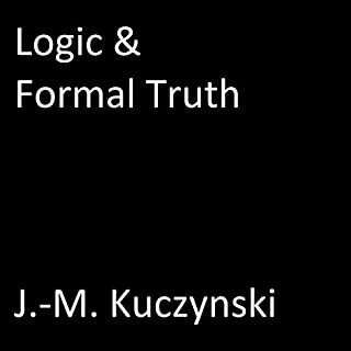 Logic and Formal Truth audiobook cover art