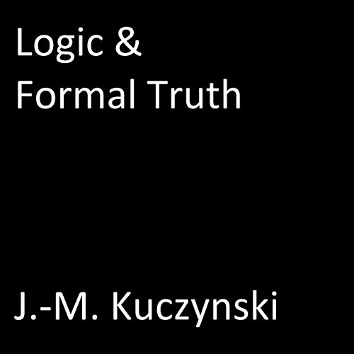 Logic and Formal Truth cover art