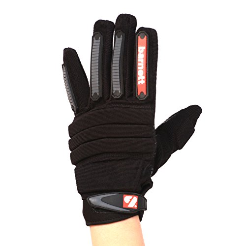BARNETT FLG-02 New fit linemen football gloves, OL, DL,...