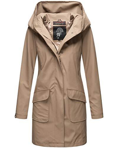 Navahoo Chaqueta de invierno para mujer con capucha forrada cálida B855