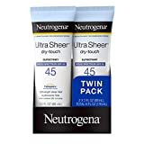 Neutrogena Ultra Sheer Dry-Touch Water
