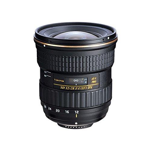 Tokina TKATX1228DXC - Objetivo para Canon (Distancia Focal 12-28.0mm, Apertura f/4-22, diámetro: 77mm) Color Negro
