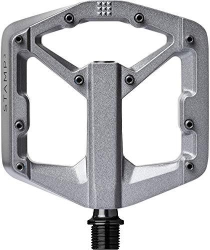 Crankbrothers Pédales Stamp 3 Small vélo Adulte Unisexe, Charbon