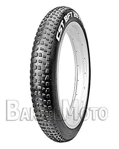 Copertone / Pneumatico CST 26 x 4.00 Bici FAT BIKE - CRUISER - CUSTOM Nero