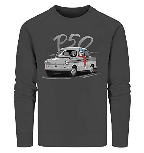 glstkrrn Trabant P50 Skulldriver Sweatshirt