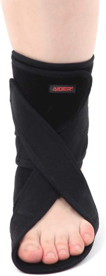 Aider Max 47% OFF Drop Foot Brace Type 3 Support Wear New popularity Care Straps Band Sport