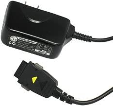 LG Travel Home Charger for LG F7200 F9100 G4010 G4011 G4015 G4020 G4050 L1100 L1150 L1200 L1400 Lx5550 Vx4500 Vx4600 Vx5550 Vx6000 6070 VI5225 Lx-1200 Phone Models