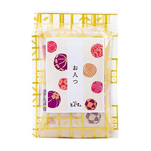 あられとよす 煎餅 せんべい おかき お八つ75g (5袋)入 | 米菓子 小袋 贈り物 お歳暮 ギフト 母の日