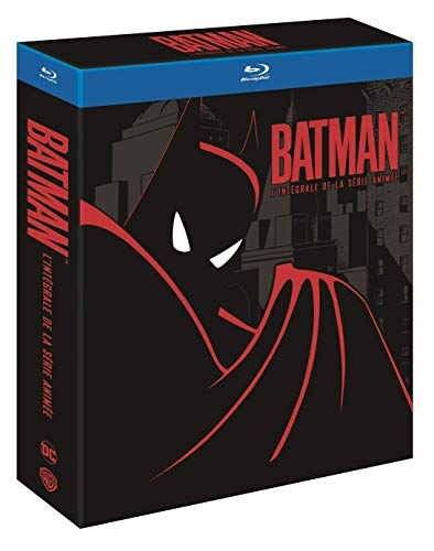 Batman - The Animated Series 1+2+3+4 Komplett-Box (englischer Ton)