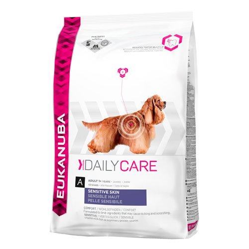 Eucalipto Nuba Sensitive Skin–DAILY Care–Perro–12kg ✅