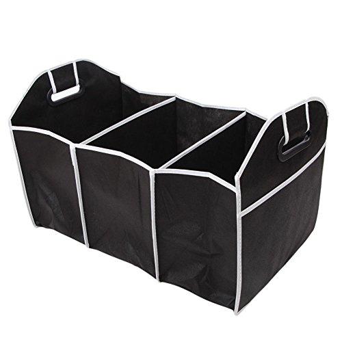 Wonque Kofferraum-Organizer, faltbar, Aufbewahrungstasche, 1 Stück