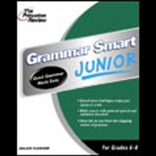 Grammar Smart Junior audiobook cover art
