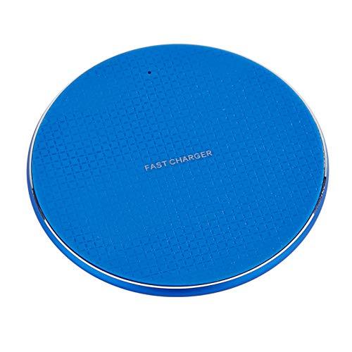 Accesorios para teléfonos, Cargador rápido inalámbrico de 10 W para -i-Phone 11 12 X XR XS -S-amsung -X-iaomi -H-uawei