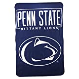 Northwest NCAA Collegiate Team Logo Fleece Throw Blanket 40' x 60' (Penn State Nittany Lions)