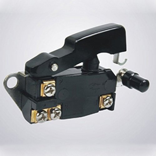 Interruptor para Makita Martillo de demolición Martillo Martillo cincelador HM 0810, HM 0810B, HM 0810T