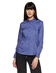 Van Heusen Womens Button Down Shirt