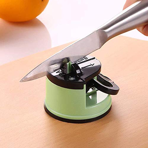 Knife Sharpener for all Blade Types, Razor Sharp Precision, Easy Safe to Use, Ideal for Kitchen, Workshop, Craft Rooms, Camping, Hiking