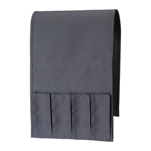 Ikea Flort - Funda para Mando a Distancia, Color Negro