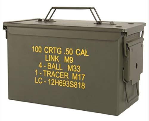 Caja de municiones de Estados Unidos...
