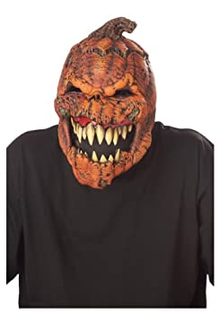 Dark Harvest ANI-Motion Mask Standard Orange