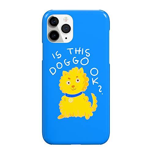 is this Doggo Ok Drawing Pet_MRZ2342 Funda protectora de plástico duro para teléfono inteligente Funda móvil divertida para Huawei P10