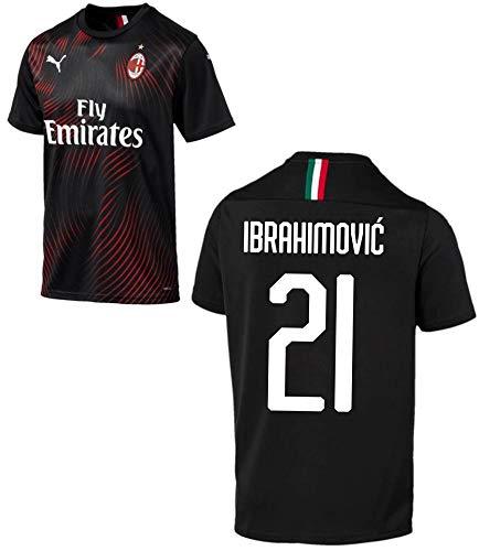 Maestri des Calcio Trikot Gara Third A.C. Milan 2019/2020