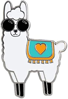 Lifebeats Llama Tell You How Awesome You are Enamel Pin