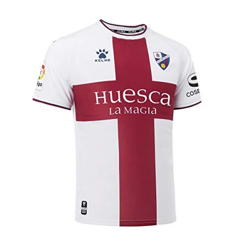 KELME - Camiseta 2ª Equipacion 18/19 S.d. Huesca con Publicidad