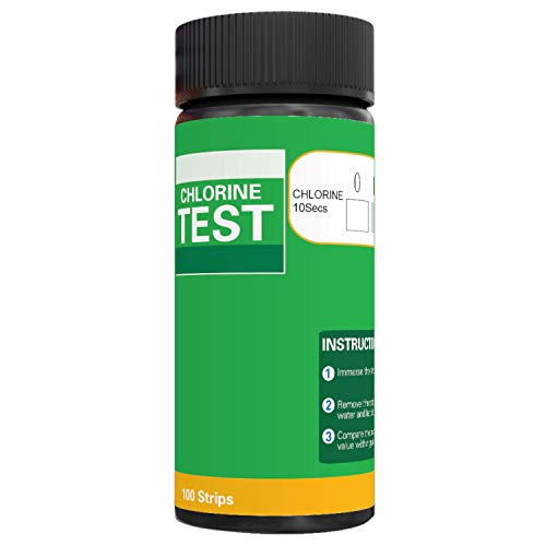Buy N Save Now Water Chlorine Test Strips. 0-500 ppm Range. Best for Restaurants Chlorine Sanitizers Tests in 3 Part Sinks. Easy to Use Color Chart Testing with Results in 15 Seconds. (1 Bottle)