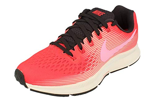 Nike Mujeres Air Zoom Pegasus 34 Running Trainers 880560 Sneakers Zapatos (UK 3 US 5.5 EU 36, Ember Glow Psychic Pink 800)