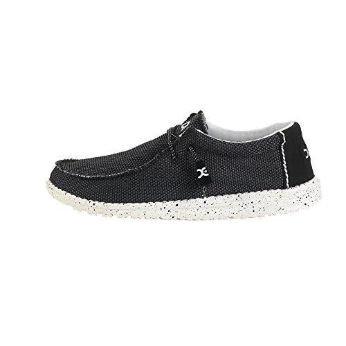 Hey Dude Men's Wally Sox Textile Moccasins