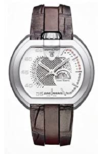 Hamilton US 66 Limited Edition Power Reserve White Dial Men's Watch #H35615555