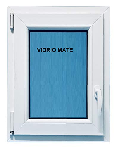 ECO-BLU (V31M) Ventana Pvc 500x800 mm Oscilobatiente Izquierda, blanco