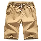 Pantalones Cortos de Verano Hombres Boardshorts Masculinos Pantalones Cortos