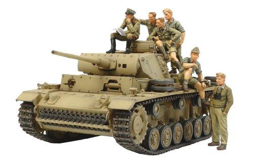 Tamiya Models Panzerkampfwagen III Ausf.L Model Kit 1