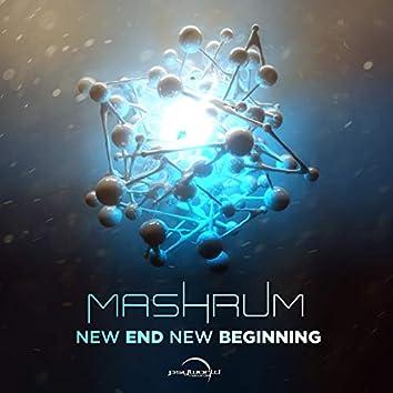 New end New beginning