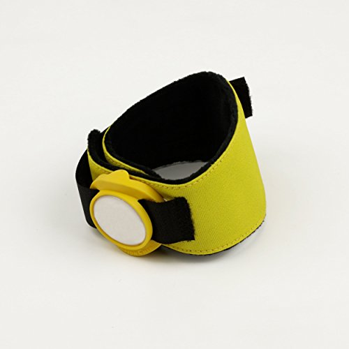 ANDREAS WIPPER Chipband Yellow Edition