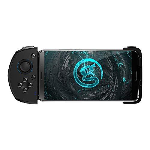 GameSir G6s Mobile Game Controller, Dual Vibrating Motor Einhand Wireless Gaming Controller, Bluetooth Gamepad mit Joystick für Android CODM/PUBG/ROS