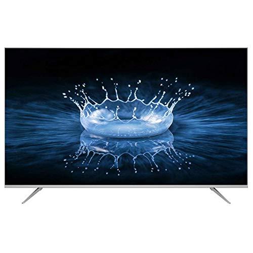 yankai LED Fernseher Smart TV 4K HDR Ultra HD-Fernseher,42/50/55/60 Zoll,Integriertes WLAN,Umfangreiche Schnittstellen,Bildschirmprojektion Für Mobiltelefone,MEMC Anti Shake