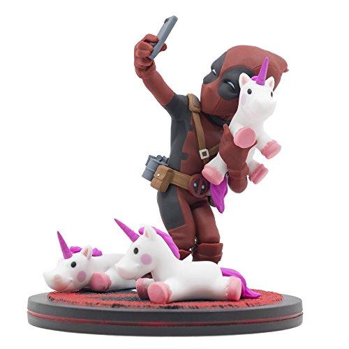Quantum Mechanix Deadpool Unicorn S…